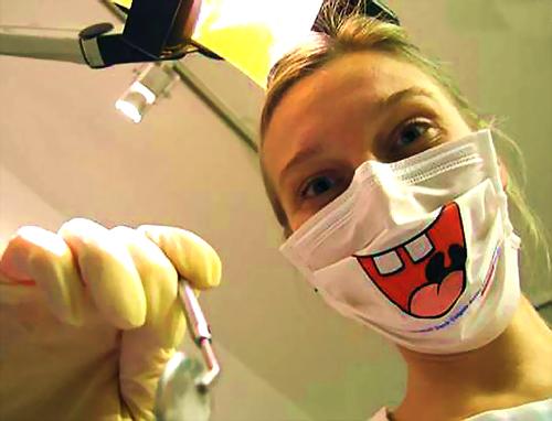 Что дарят своим стомотологам