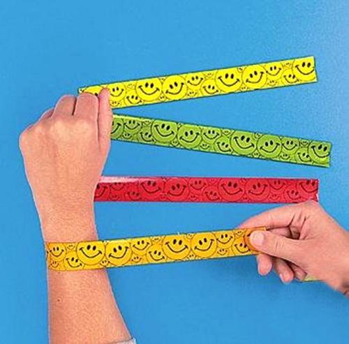 Пластиковые, виниловые браслеты 2