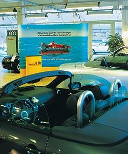 Мобильный стенд для выставок EXPAND 2000